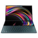 UX481FL-HJ084R – Asus ZenBook Duo UX481FL 14′ FHD Touch i7-10510U 16GB 1TB SSD WIN10 PRO IntelUHD Graphics ScreenPad 1.6Kg 1YR WTY W10P Notebook (UX481FL-HJ084R)
