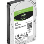 ST5000LM000 – Seagate 5TB 2.5′ Barracuda, 5400RPM 15mm 128MB cache Notebook / Laptops HDD (ST5000LM000) 2 Years Warranty