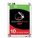 ST10000NE0008 – Seagate 10TB 3.5′ IronWolf Pro NAS SATA3 NAS 24×7 Performance, 7200 RPM, 256MB Cache HDD (ST10000NE0008)