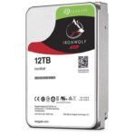 ST12000VN0008 – Seagate 12TB 3.5′ IronWolf SATA3 NAS 24×7 7200RPM Performance HDD (ST12000VN0008) 3 Years Warranty