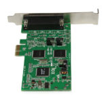 StarTech.com 4 Port PCI Express PCIe Serial Combo Card – 2 x RS232 2 x RS422 / RS485