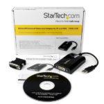 StarTech.com USB to DVI Adapter – 1920×1200