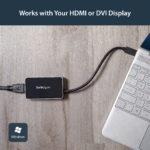 StarTech.com USB 3.0 to HDMI Adapter with 1-Port USB Hub – 1920×1200