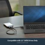 StarTech.com SATA to USB Cable with UASP
