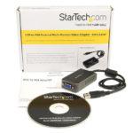 StarTech.com USB to VGA Adapter – 1440×900