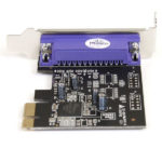 StarTech.com 1 Port PCI Express Low Profile Parallel Adapter Card – SPP/EPP/ECP