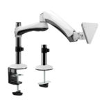 LDT05-C012M – Brateck Counterbalance iMac Desk Mount for iMac 21.5′ & 27′,Weight capacity of 11kg(LS)