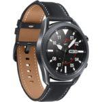 SM-R840NZKAXSA – Samsung Galaxy Watch3 Bluetooth (45mm) Mystic Black – 1.4′ Super AMOLED Display,1.15GHz Dual Core CPU, Tizen OS, 8GB ROM,1GB RAM, 340mAh Battery