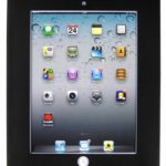 PAD12-01A – Brateck Wall Mount Anti-Theft Secure Enclosure for 9.7′ iPad/iPad Air -Black