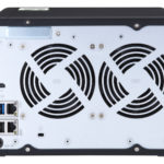 QNAP TS-653D NAS Tower Ethernet LAN Black J4125