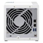 QNAP TS-431P3 NAS Tower Ethernet LAN White AL314