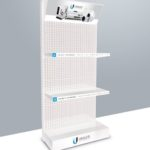 NHU-UBNT-RET-KIT2 – Ubiquiti Retail Display Kit – Dimension 51x15x102cm – Get it Free when buy $3,500 of Ubiquiti products