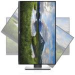 DELL P2719HC 68.6 cm (27″) 1920 x 1080 pixels Full HD LCD Black