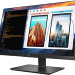 HP Monitor UHD 4K Z27 de 27 pulgadas 68.6 cm (27″) 3840 x 2160 pixels 4K Ultra HD LED Black