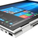 HP EliteBook x360 1030 G4 LPDDR3-SDRAM Hybrid (2-in-1) 33.8 cm (13.3″) 1920 x 1080 pixels Touchscreen 8th gen Intel® Core™ i5 8 GB 256 GB SSD Wi-Fi 6 (802.11ax) Windows 10 Pro Silver