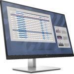 HP E-Series E27 G4 68.6 cm (27″) 1920 x 1080 pixels Full HD LED Black