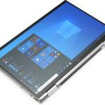 HP EliteBook x360 1030 G8 LPDDR4x-SDRAM Hybrid (2-in-1) 33.8 cm (13.3″) 1920 x 1080 pixels Touchscreen 11th gen Intel® Core™ i7 16 GB 256 GB SSD Wi-Fi 6 (802.11ax) Windows 10 Pro Silver