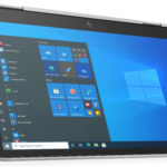 HP EliteBook x360 830 G8 DDR4-SDRAM Hybrid (2-in-1) 33.8 cm (13.3″) 1920 x 1080 pixels Touchscreen 11th gen Intel® Core™ i7 8 GB 256 GB SSD Wi-Fi 6 (802.11ax) Windows 10 Pro Silver