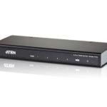 VS184A-AT-U – Aten Video Splitter 4 Port HDMI 4K Splitter, HDCP 1.4. Up to 4096 x 2160 / 3840 x 2160 @ 60Hz (4:4:4)