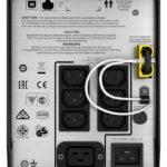 APC SMC2000I uninterruptible power supply (UPS) Line-Interactive 2000 VA 1300 W 7 AC outlet(s)