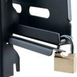 Atdec TH-3070-UF TV mount Black