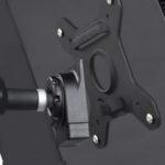 Atdec SD-DO monitor mount / stand Black