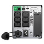 APC SMT750IC uninterruptible power supply (UPS) Line-Interactive 750 VA 500 W 6 AC outlet(s)