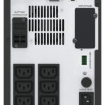 APC Easy UPS SMV Line-Interactive 1500 VA 1050 W 6 AC outlet(s)