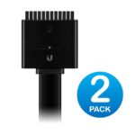 USP-Cable-2 – Ubiquiti UniFi SmartPower Cable 1.5M 2 Pack – for use with NHU-USP-RPS
