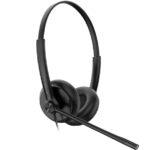 YHS34-D – Wideband headset for Yealink IP phones